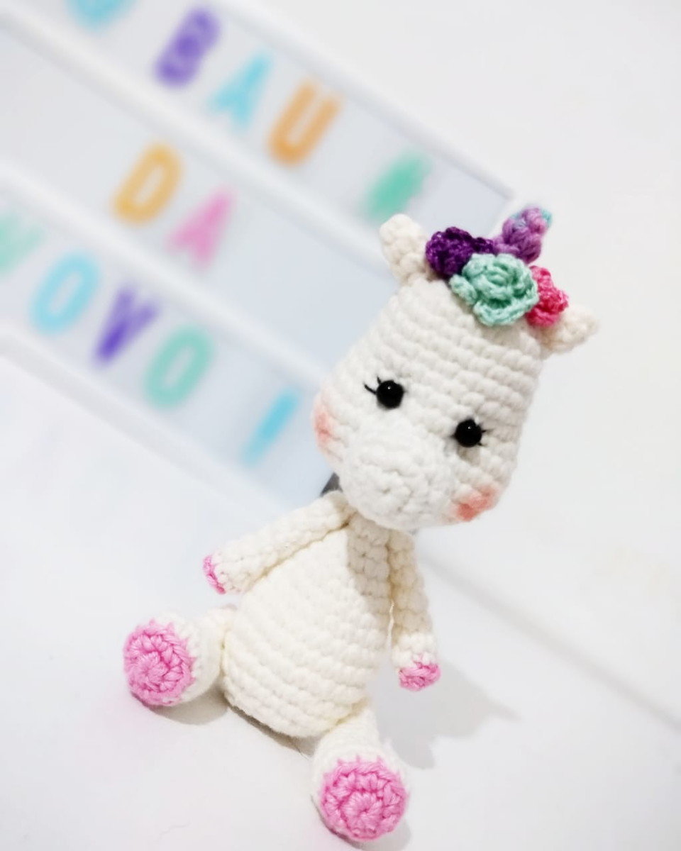 Free unicorn crochet pattern: Amigurumi (Free Amigurumi Patterns ... | 1200x960