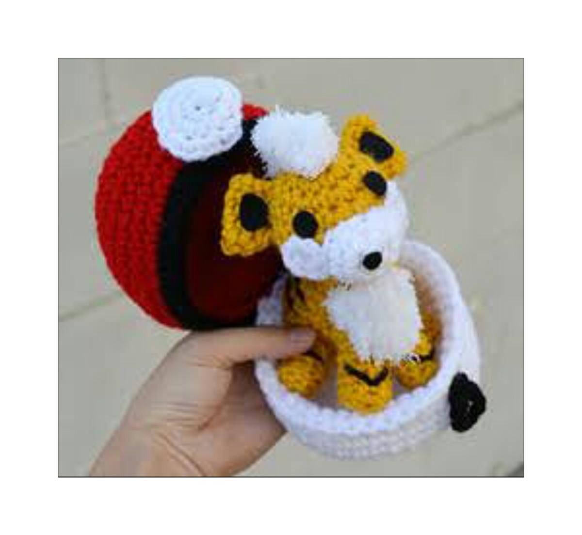 Hamanaka H306-174 Pokemon Rowlet Mokuroh Amigurumi Crochet Doll ... | 1104x1200