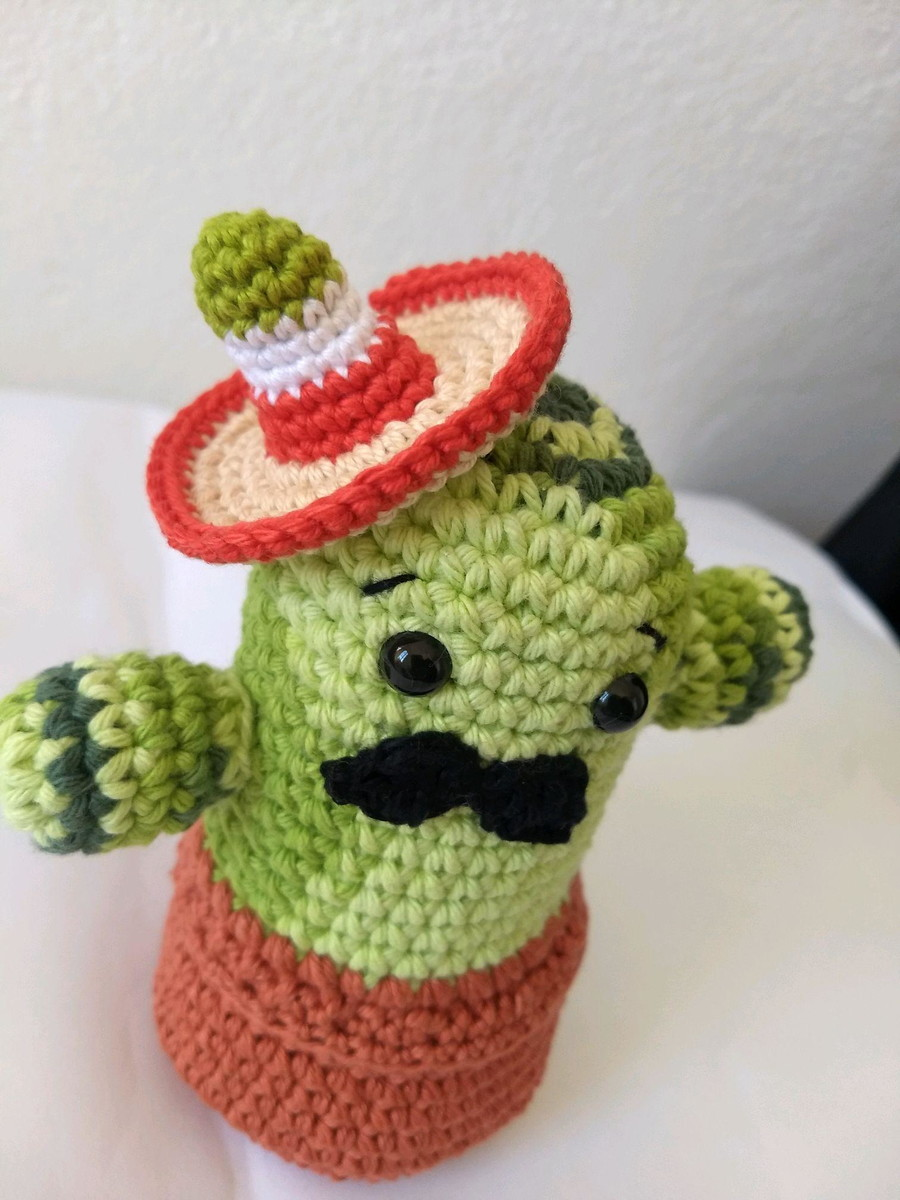 CAL Cactus – ¡Patrón cactus amigurumi GRATIS! – Amigurumi Duende ... | 1200x900
