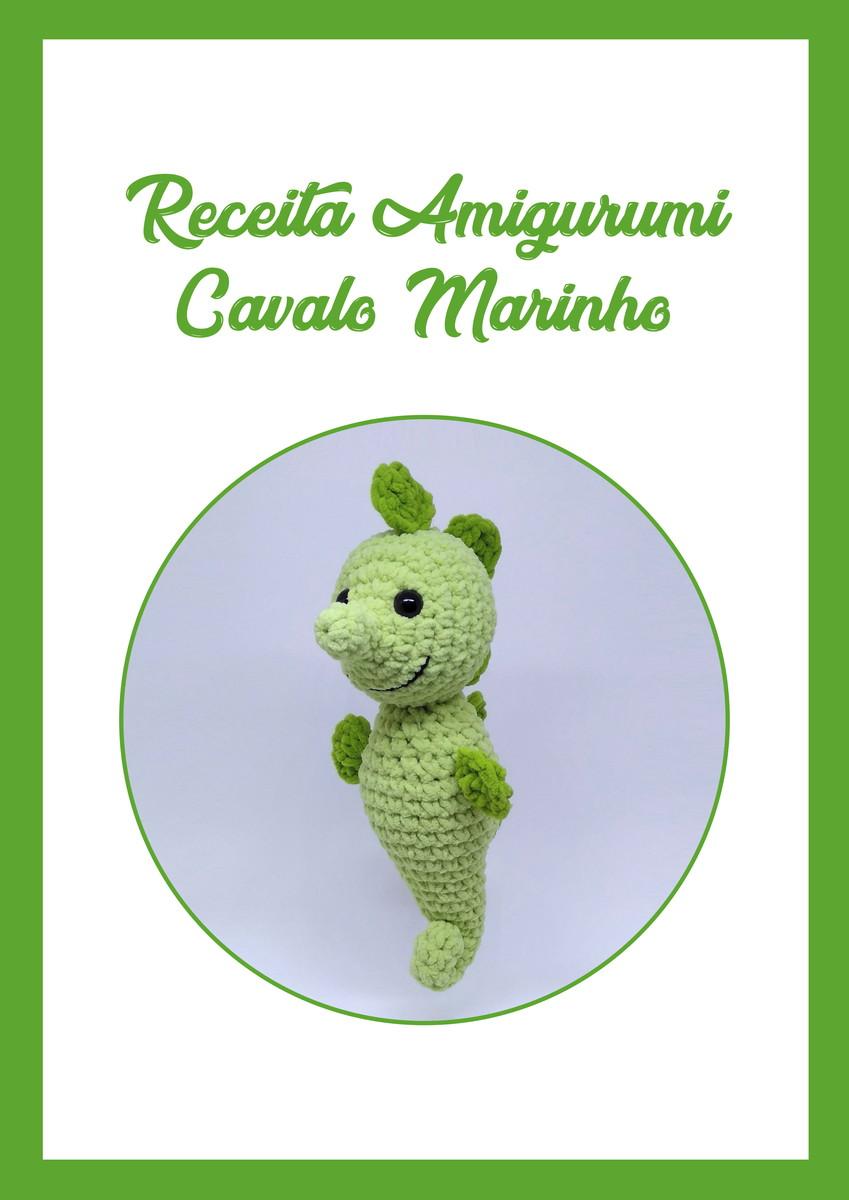 Cavalo De Croche Amigurumi - R$ 89,90 em Mercado Livre   1200x849