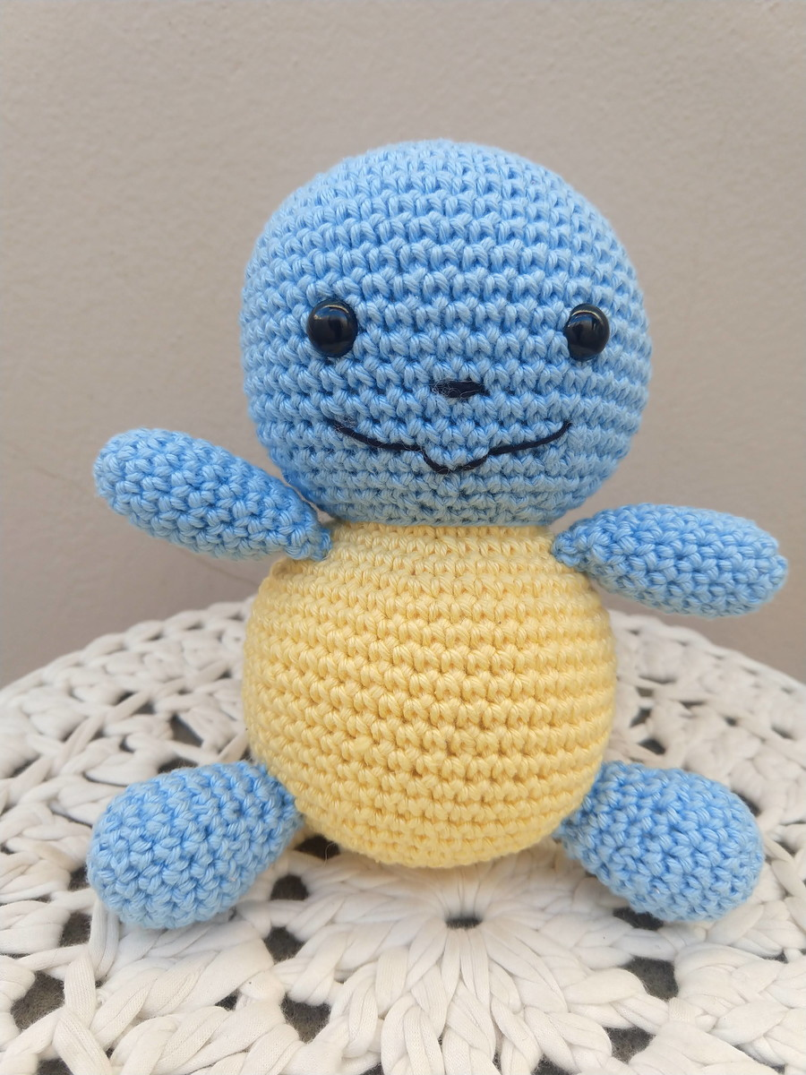 12 Free Pokemon Go Amigurumi Crochet Patterns | Projetos de crochê ... | 1200x900
