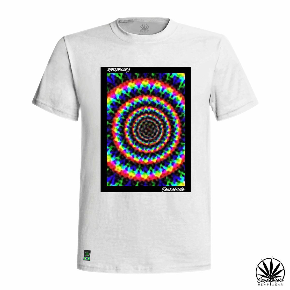 Camiseta Portal Psicodelico No Elo7 Cannabiseta Hemp Wear Store 12bc748