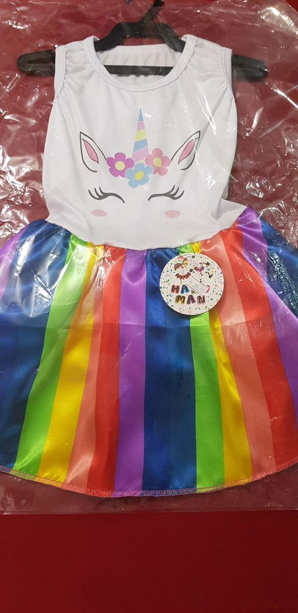 Fantasia Unicornio Feminina Infantil No Elo7 Paula Galvez 13c3e88