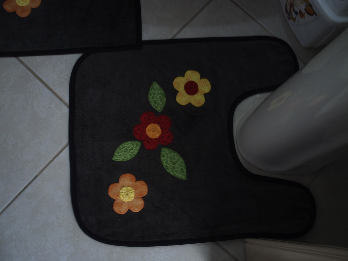 jogo de banheiro corujinhas 04 pc jogo de banheiro corujinhas 04 pc #724923 1200x900 Banheiro Com Vaso Cinza