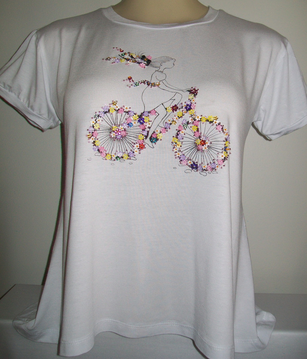 f4167c13ac Camisa Bata Feminina no Elo7