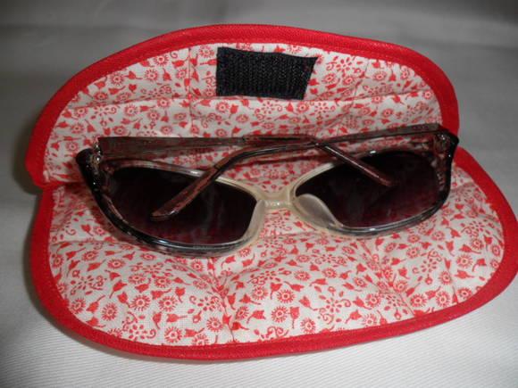 Porta culos bazart da vov veronica elo7 for Porta oculos