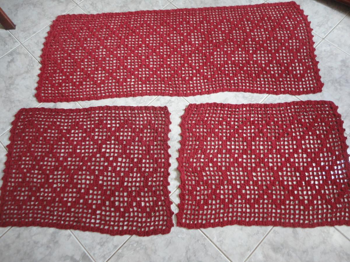 Tapetes De Cozinha No Elo7 Croch Moderno Da M Nica 2fdb04
