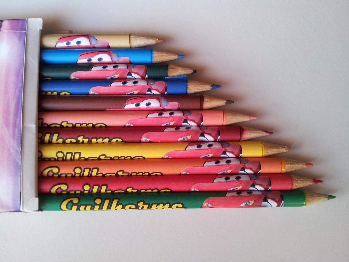 e708e78599 Caixa de lápis de cor personalizado no Elo7