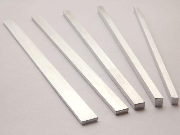 5a9bb1e99 RE01 - Jogo de 5 Réguas de alumínio 32cm no Elo7