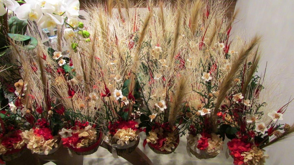 Arranjo flores secas na cumbuca ii no elo7 rosamorena artes florais 221d3a - Flores secas decoracion ...