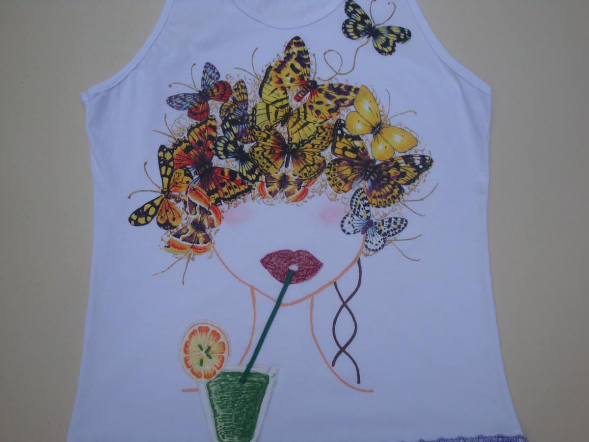 Zoom · Camisa Customizada 473a39520d173