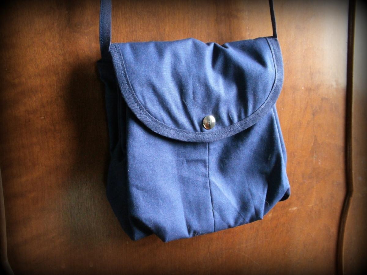 0d6e19e68d Bolsa Azul Marinho no Elo7