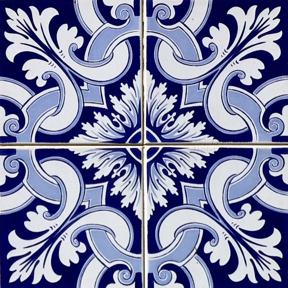 Azulejo adesivo az096 no elo7 arabesco design 362fbd - Como se pone azulejo ...