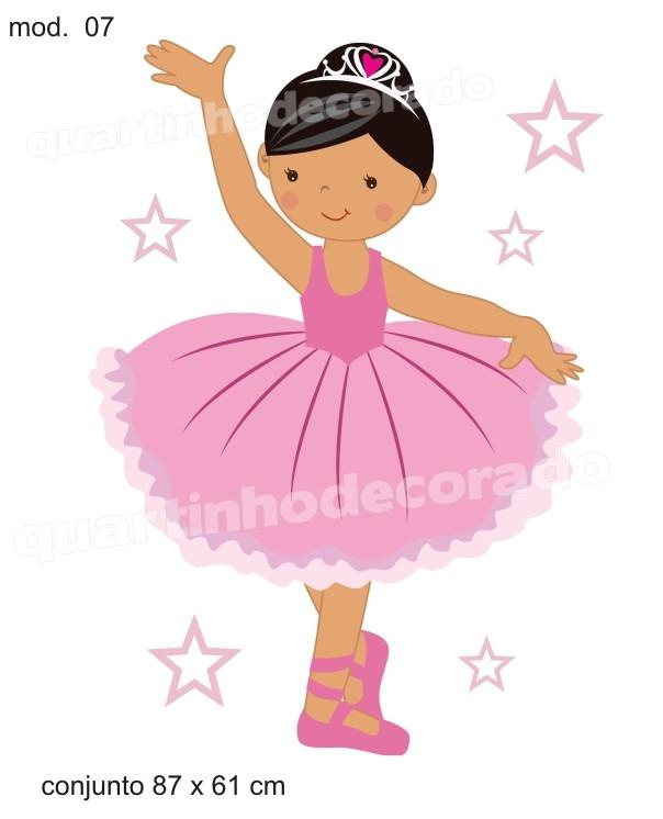 adesivo bailarina modelo 07 no elo7 quartinhodecorado 36c06a