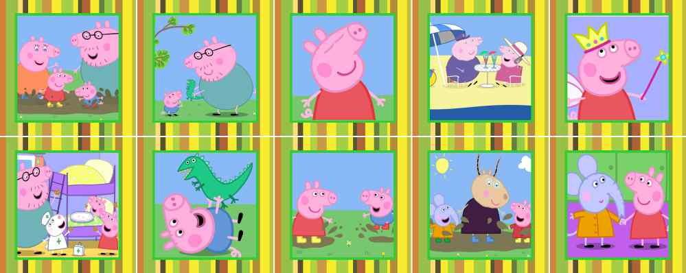 ... World of Peppa Pig apk imagem de tela ...