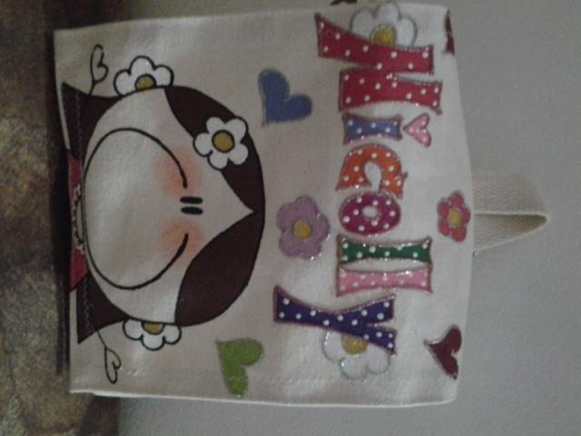 e530f160a mochila Infantil personalizada no Elo7 | Ateliê Rose Nascimento (3AF12F)