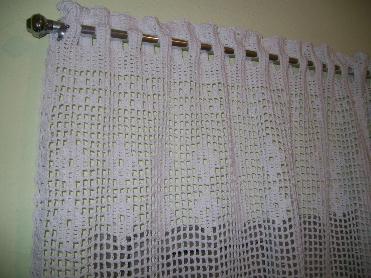 Cortina Em Croch No Elo7 Bia Croch 3b35c0