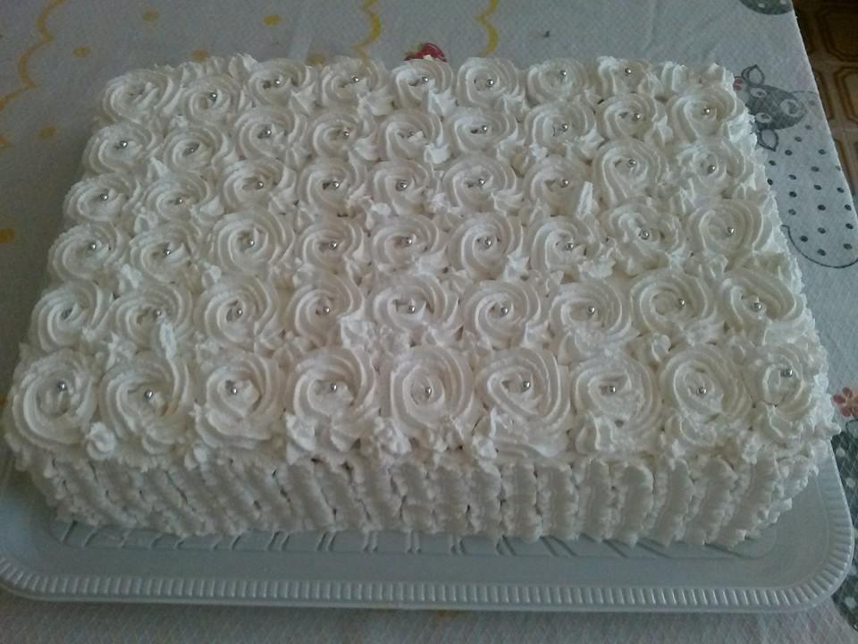 Bolo Simples no Elo7   Nessa Cakes (3BB084)