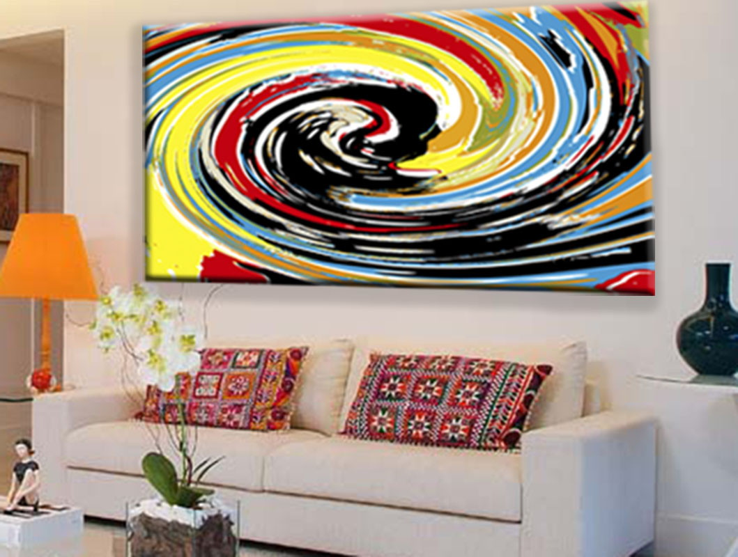 Quadro Para Sala Abstrato Pin By Rosana Rodrigues On Galeria  -> Quadro Abstrato Sala De Jantar