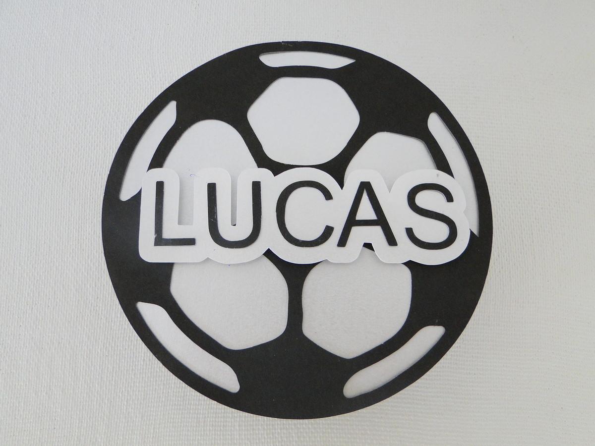 badbcc901d80a Caixa formato bola de futebol no Elo7