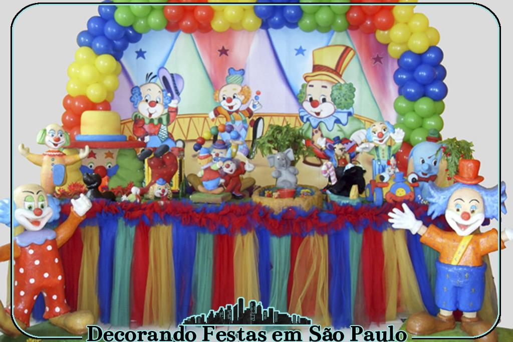 Decoração Mesa Festa Do Circo No Elo7 Decorando Festas Em São
