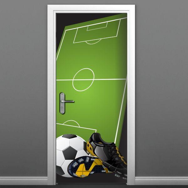 Armario Sinonimo De Arca ~ Adesivo para porta de futebol 499 ADESIVOS COMPRAR E COLAR Elo7