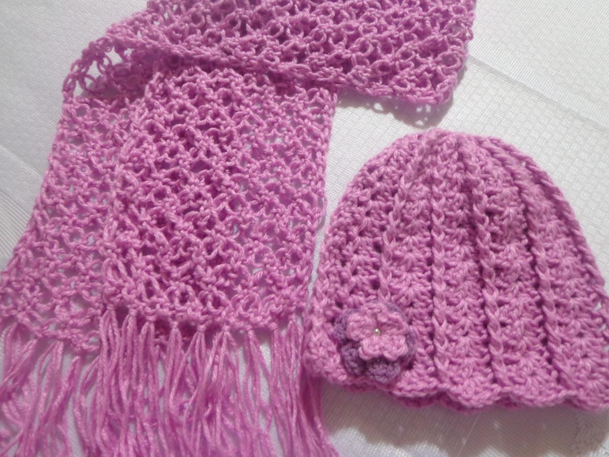 Cachecol para menina (rosa) no Elo7  cc6fb05454c