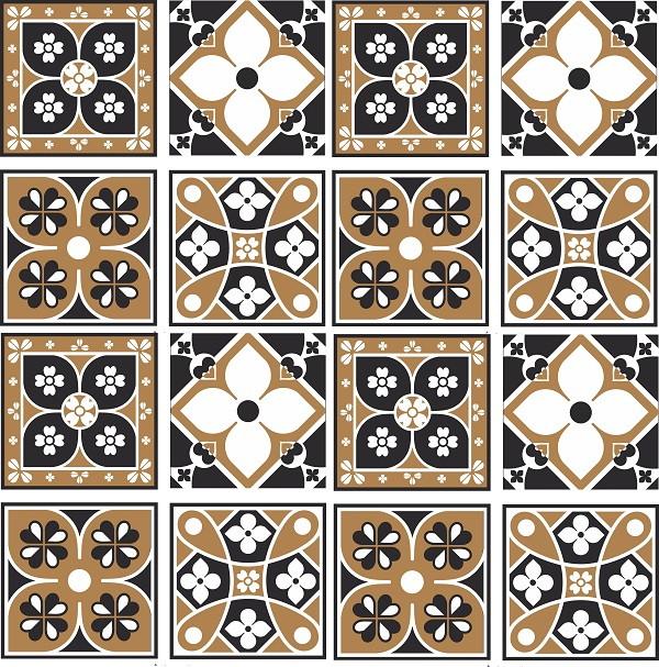Adesivo para azulejo modelo retr no elo7 adesivos Donde comprar vinilos para azulejos