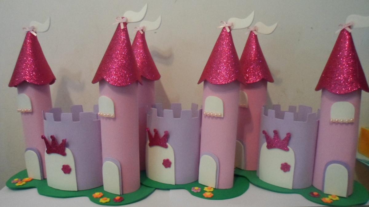Castelo Princesas No Elo7 João Maria 4046f1
