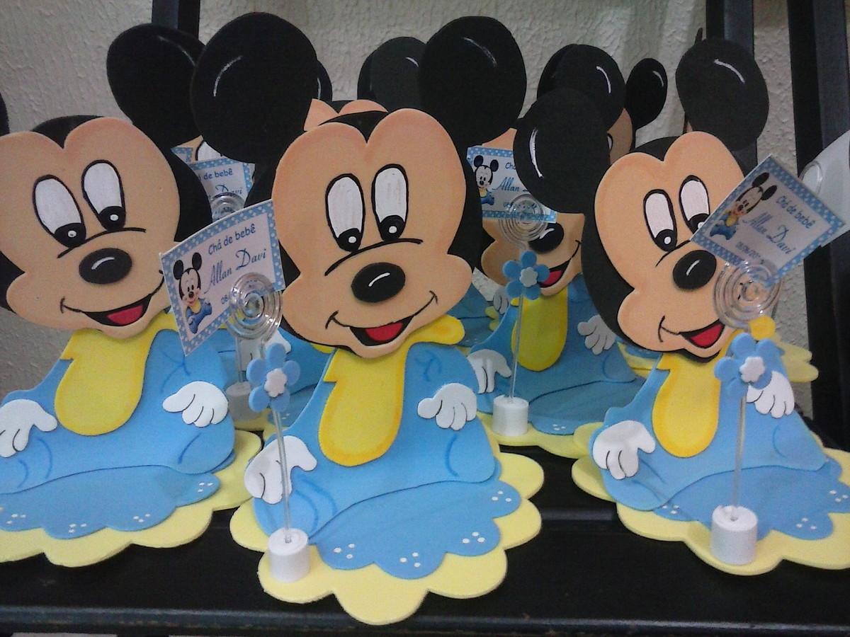 Cosas de goma eva de mickey bebe decora 231 227 o mickey - Cosas de goma eva ...