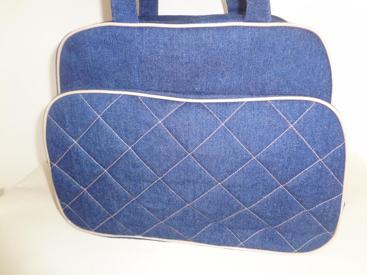Bolsa Bebe bolso externo grande no Elo7  55bd56a788b