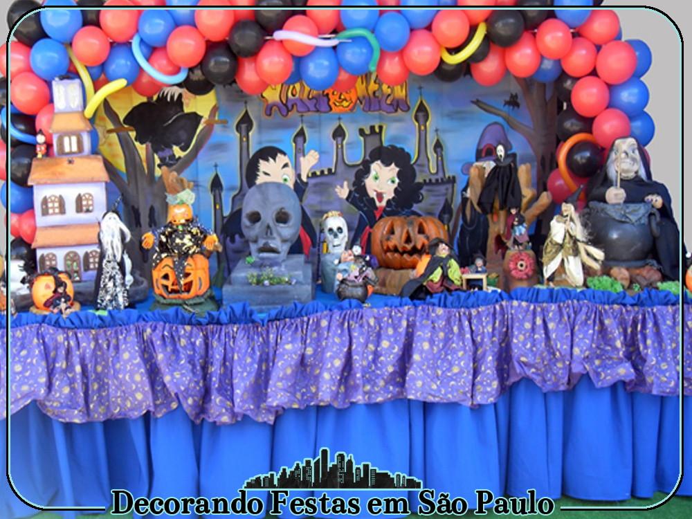 Decoraç u00e3o Mesa Halloween Tradicional no Elo7 Decorando Festas em S u00e3o Paulo (4562F0)
