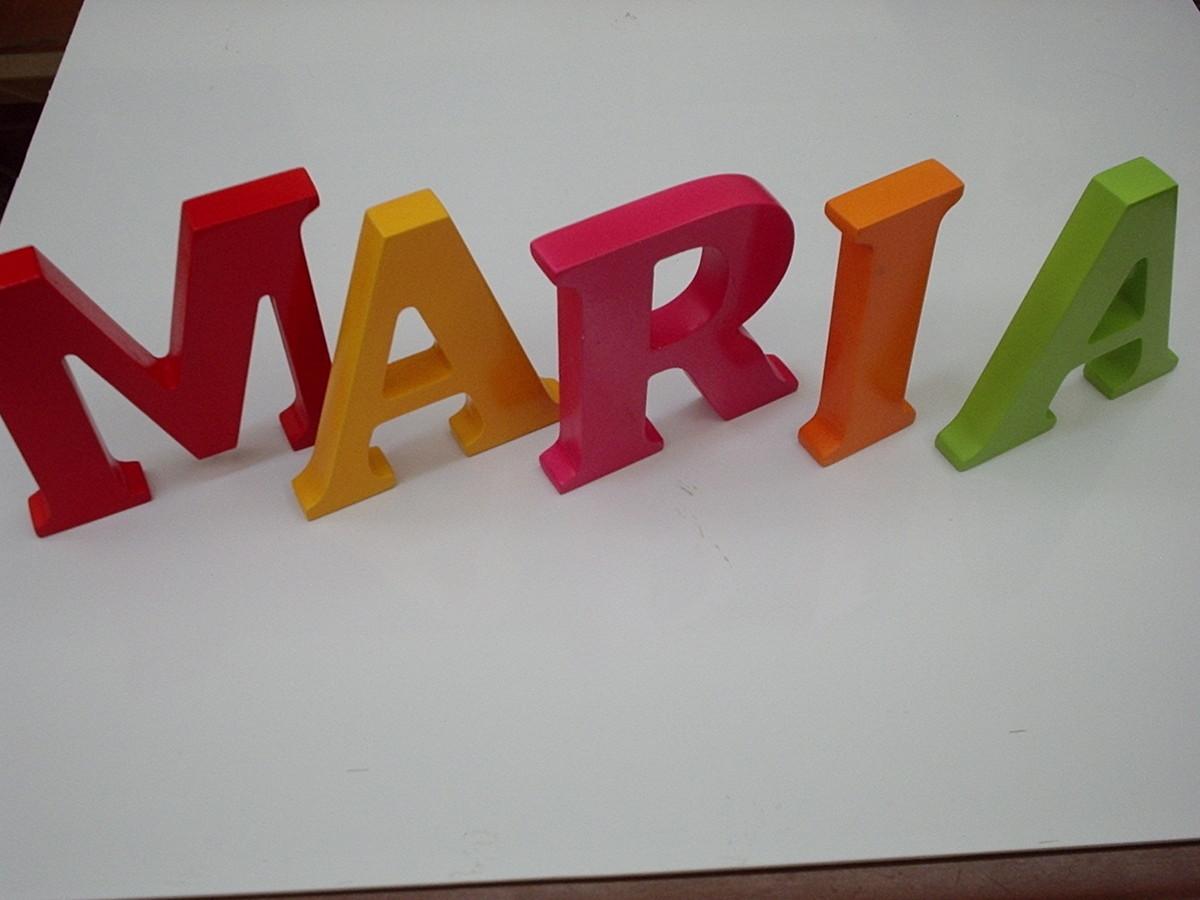 zoom letras decorativas em mdf - Letras Decorativas