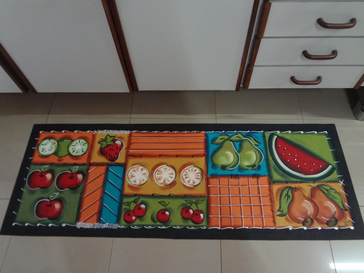 Passadeira Frutas Modernas No Elo7 Regina Martinez 471cf2