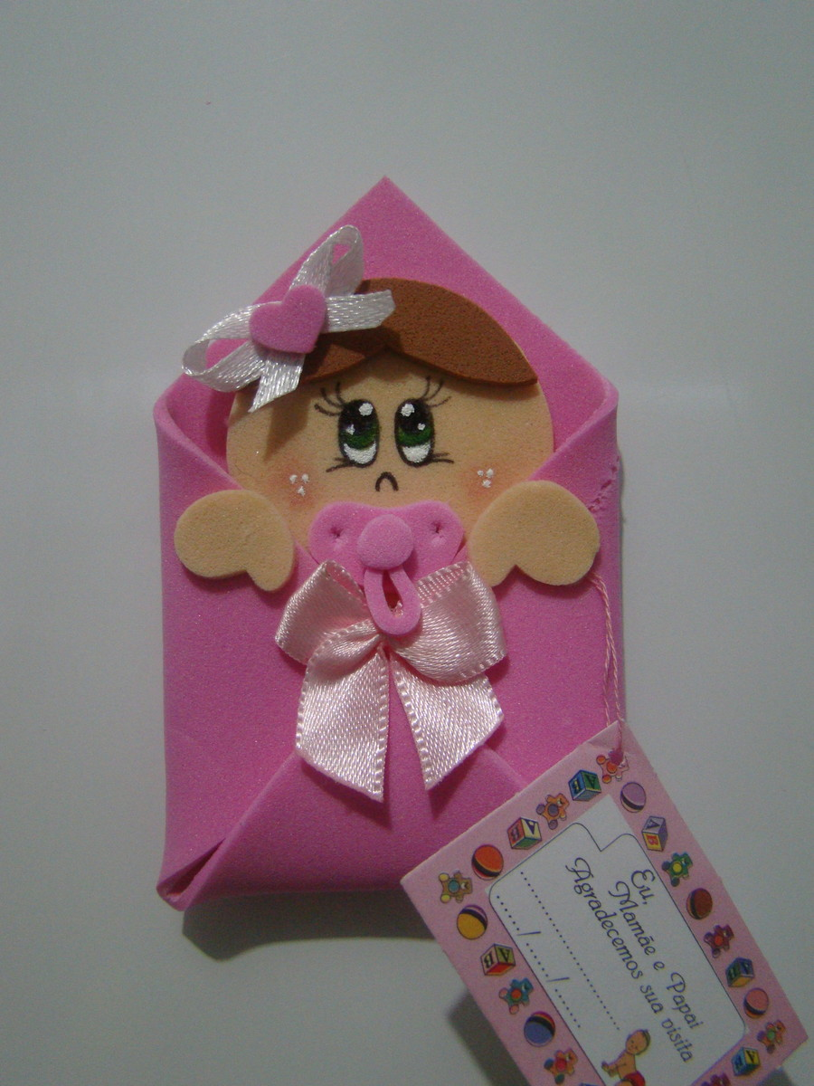 Imagem 23 – Este kit de lembrancinha de nascimento para meninos, feito de  papel cartão esta maravilhoso, bem sugestivo como lembrancinha.