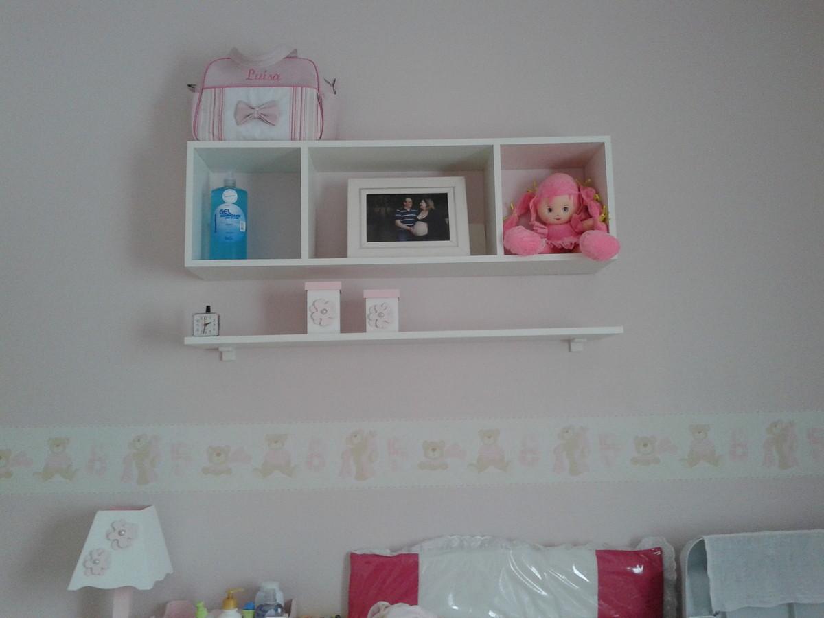 NICHO QUARTO DE BEBÊ JM DECORAÇÃO Elo7 ~ Tipos De Nichos Para Quarto De Bebe