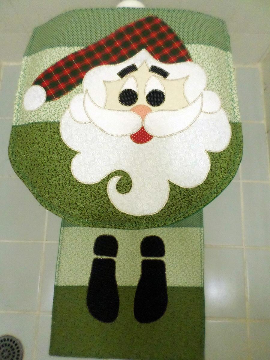 Zoom Jogo Para Banheiro De Natal