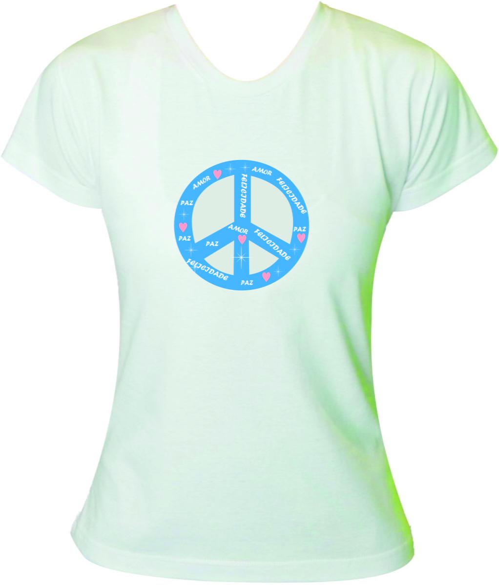 b6f030a92 Camiseta Baby Look feminina no Elo7