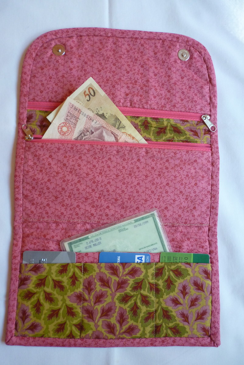 Top Projeto Carteira no Elo7 | PATCHWORK BY DEISE MULLER (258D42) EY97