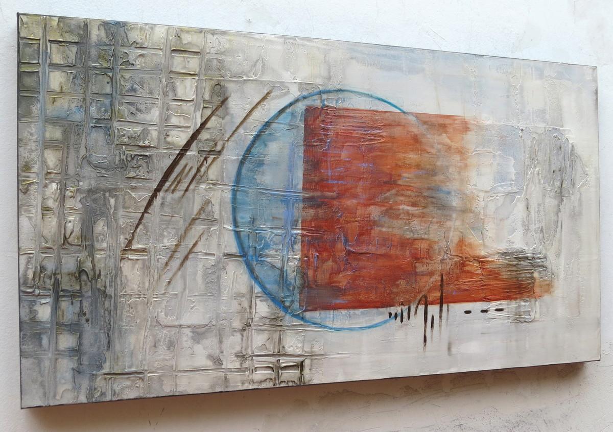Quadro Abstrato Frete Gr Tis No Elo7 Josuequadros 4c50e7  -> Quadro Abstrato Sala De Jantar
