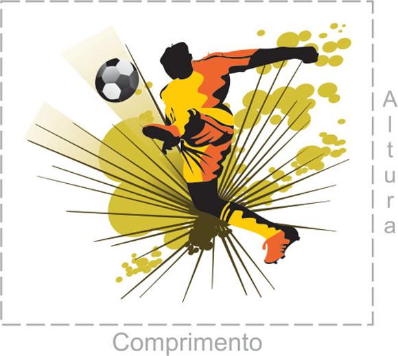 Whal Aparador De Pelos ~ Adesivo de Parede Infantil Futebol no Elo7 Balihai Stickers (4CBDA9)