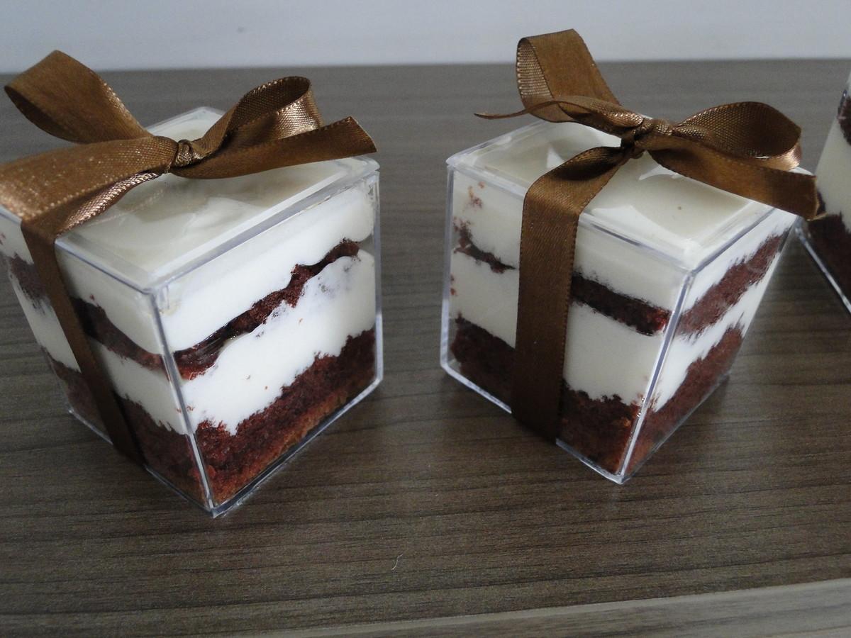 Bolo Na Caixinha Diversos Sabores No Elo7 Cake Craft 4d0162