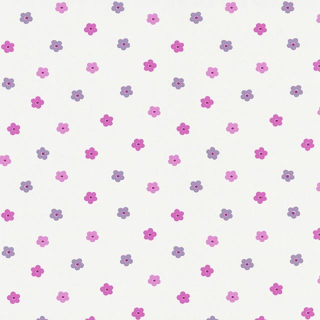 Papel de parede flores Decor 02  Crie Decore  Elo7