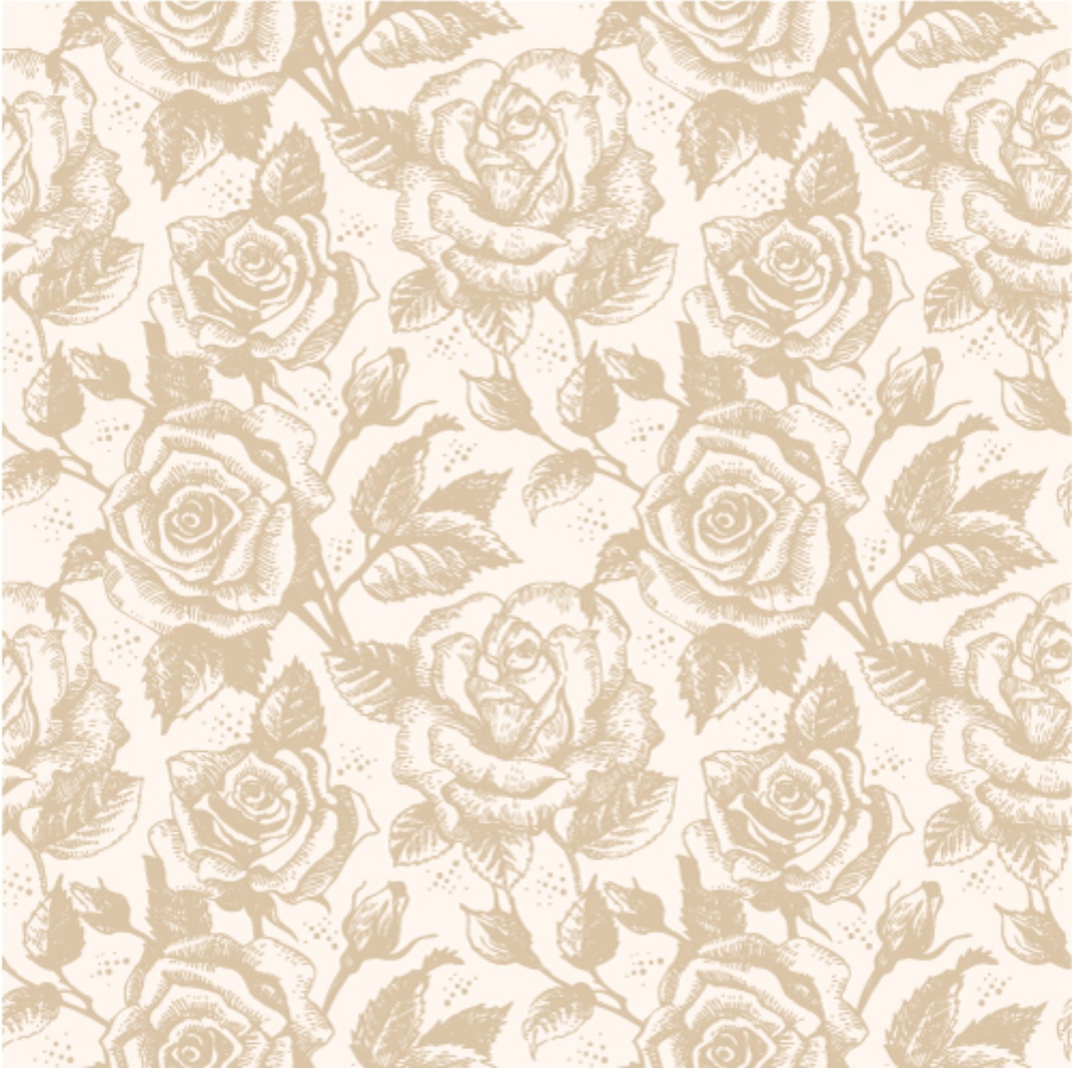 Papel de parede floral decor 01 crie decore elo7 - Paredes de papel ...