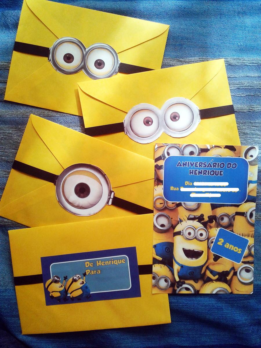 Despicable Me Birthday Invitations for adorable invitation ideas