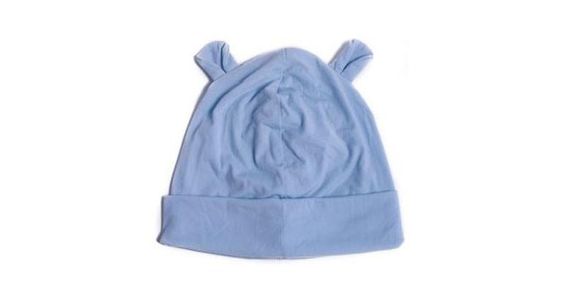 Gorro infantil com orelha urso em Dry fit no Elo7  c6053a220eb