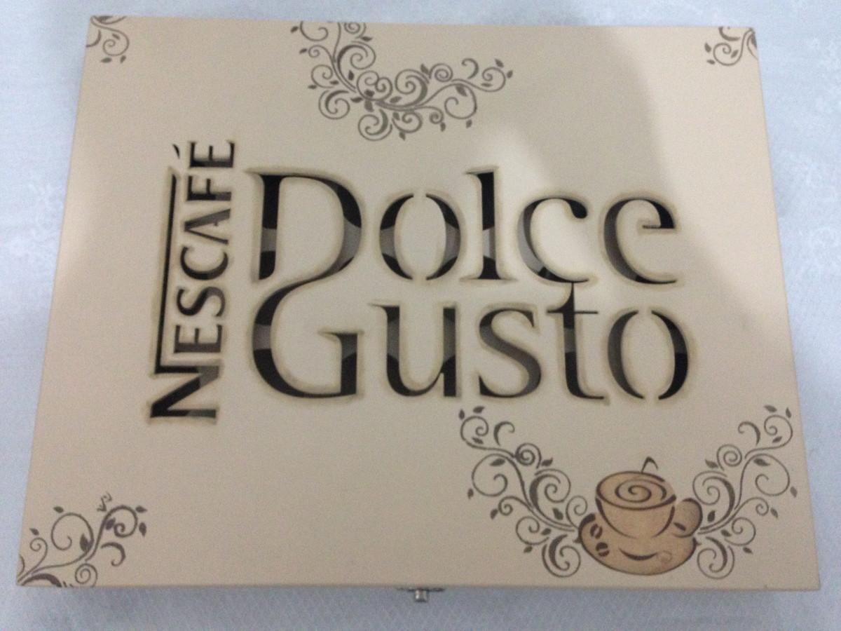 Porta capsulas dolce gusto nescaf arts show by creusa - Porta cialde nescafe dolce gusto ...