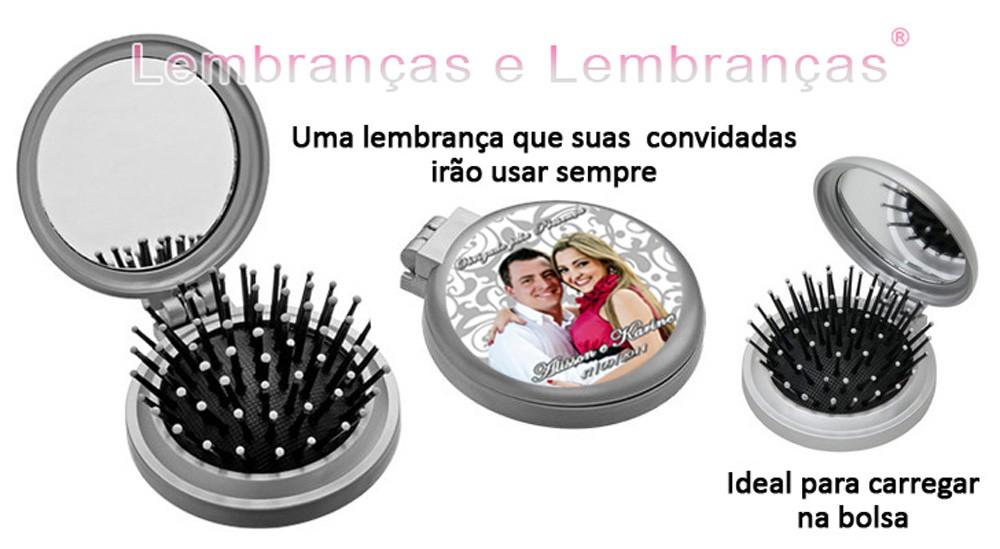 fd2feaf7f Lembrancinhas de casamento Mini escova no Elo7