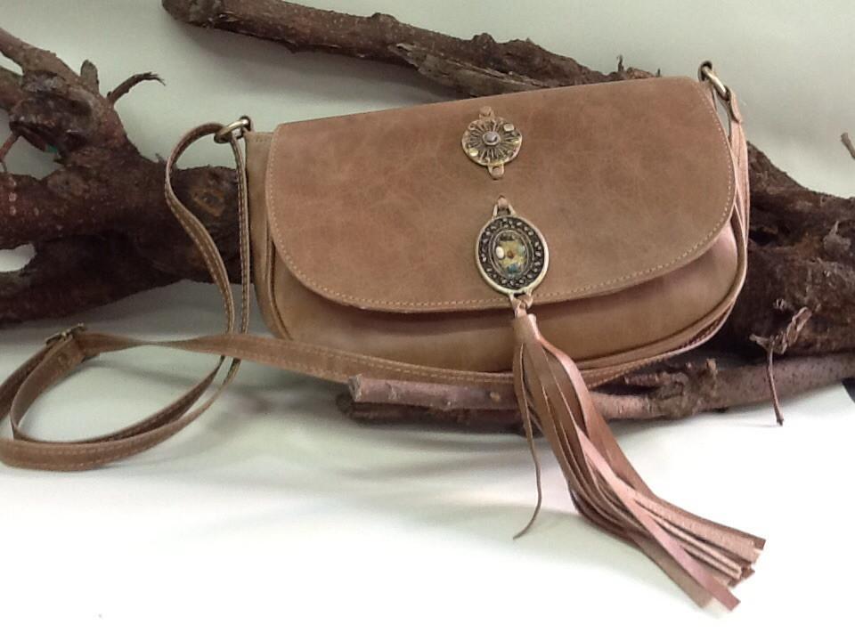 1d75bb258 Bolsa Couro (Apache) couro rústico no Elo7 | BOLSAS VIVIAN LAGO (531881)