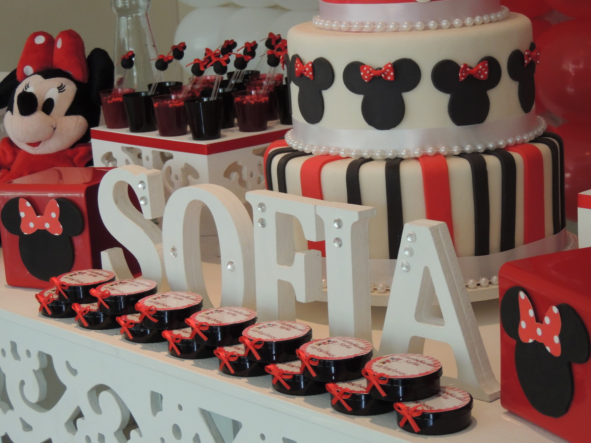 minnievermelhadecoracaominnievermelha decoracaoprovencalminnie